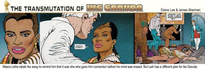 The Transmutation of Ike Garuda