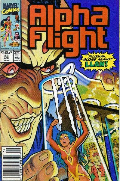 Alpha Flight #83